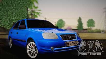 Hyundai Accent Admire 2004 para GTA San Andreas