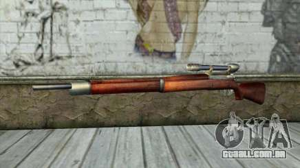 Springfield Sniper para GTA San Andreas