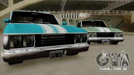 Ford Falcon Sprint 1972 para GTA San Andreas