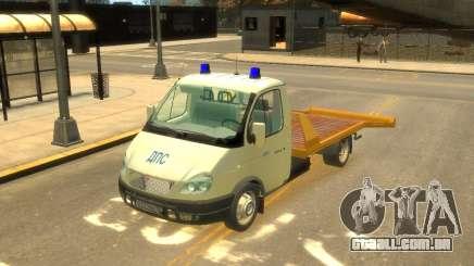 Gazela Evacuador DPS para GTA 4