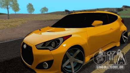 Hyundai Veloster para GTA San Andreas