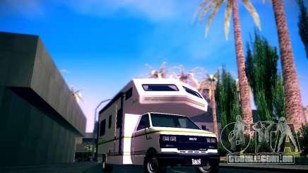 GTA V Camper para GTA San Andreas