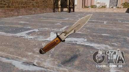 Faca de Crysis 2 para GTA 4