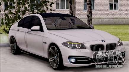 BMW 550 F10 xDrive para GTA San Andreas