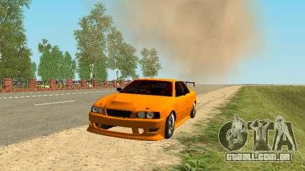 Toyota Сhaser para GTA San Andreas