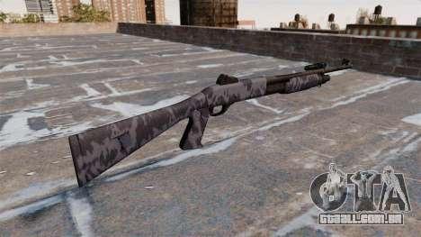Espingarda Benelli M3 Super 90 para GTA 4 segundo screenshot