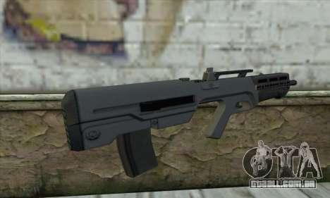 GTA V Advanced Rifle para GTA San Andreas segunda tela