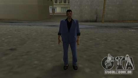 Animação do GTA Vice City Stories para GTA Vice City por diante tela