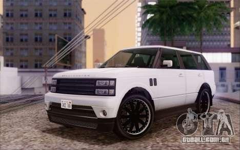 Atento Gallivanter Baller из GTA V para GTA San Andreas