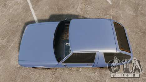 Declasse Rhapsody para GTA 4 vista direita