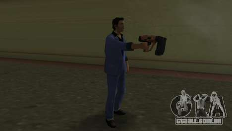 Armas de Manhunt pack 2 para GTA Vice City
