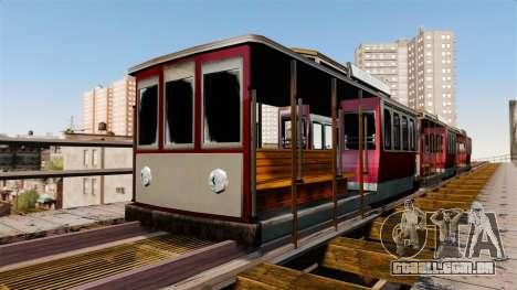 Bonde de San Andreas para GTA 4