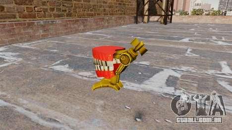 Mandíbula para GTA 4 segundo screenshot