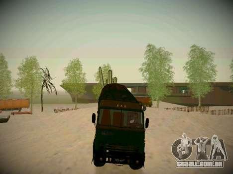 Pista de off-road para GTA San Andreas nono tela