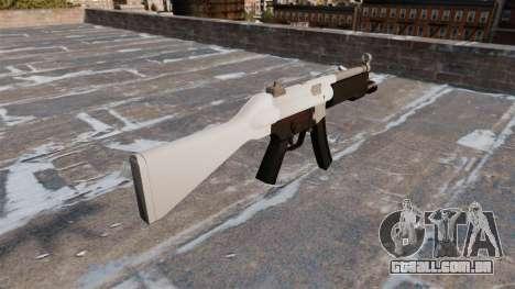 A metralhadora HK MP5 para GTA 4 segundo screenshot