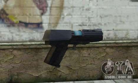 A arma de Star Wars para GTA San Andreas segunda tela