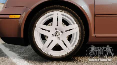 Volkswagen Bora 1.8T Camel para GTA 4