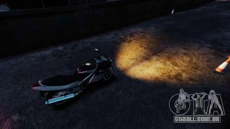 Luz laranja para GTA 4 segundo screenshot
