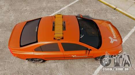 Volvo S60 tecnovia [ELS] para GTA 4 vista direita