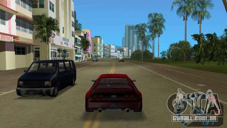 O velocímetro de NFS Underground para GTA Vice City