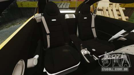 Mercedes-Benz SLK 55 AMG 2014 v1.4 para GTA 4 vista lateral