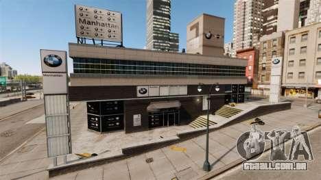 Concessionário BMW para GTA 4