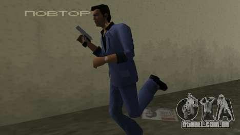 Retexture armas para GTA Vice City quinto tela
