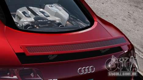Audi R8 v1.1 para GTA 4 motor