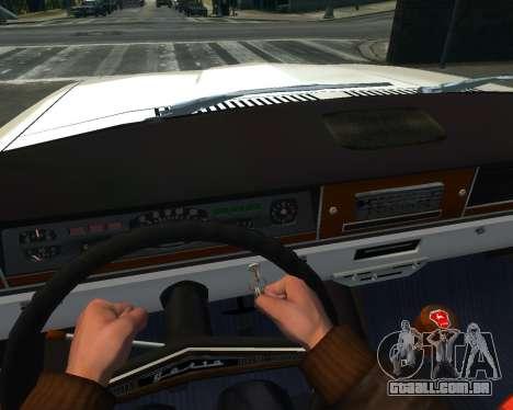 GÁS 2402 Medsluzhba para GTA 4 vista direita