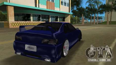 A-Tecks Spectical para GTA Vice City vista traseira