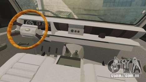 Land Rover Defender AFA [ELS] para GTA 4 vista de volta