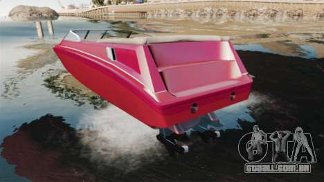 GTA IV TBoGT Floater para GTA 4 traseira esquerda vista