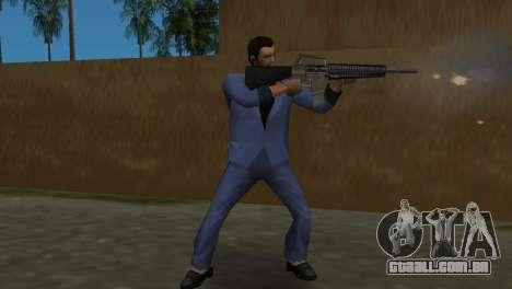 Retexture armas para GTA Vice City