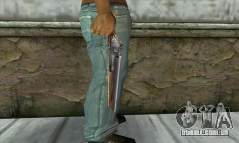 Sangramento de Stalker para GTA San Andreas terceira tela