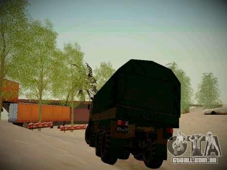 Pista de off-road para GTA San Andreas décimo tela