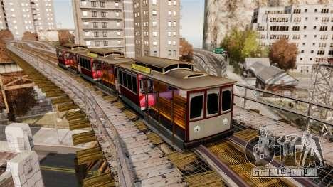 Bonde de San Andreas para GTA 4 segundo screenshot