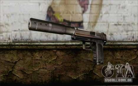 G17 pistol para GTA San Andreas