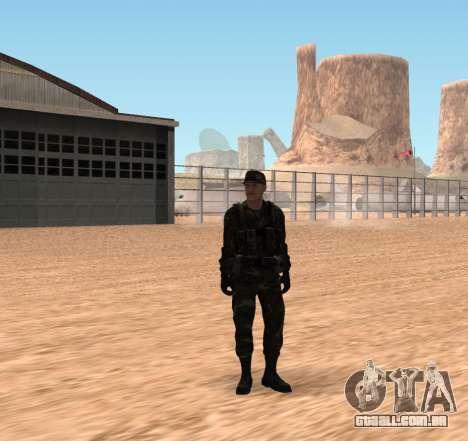 Army HD para GTA San Andreas