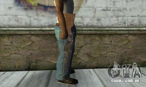 Blundergat para GTA San Andreas terceira tela