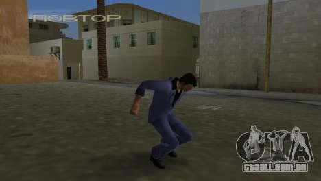 Animação do GTA Vice City Stories para GTA Vice City oitavo tela