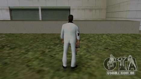 Terno Branco para GTA Vice City segunda tela