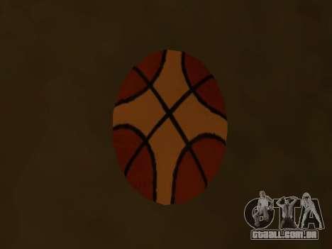 Novo basquete empresa de Fundição para GTA San Andreas