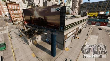 Concessionário BMW para GTA 4 segundo screenshot