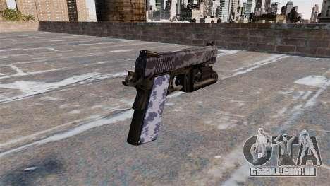 Pistola Semi-automática Kimber para GTA 4 segundo screenshot