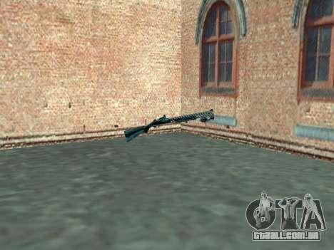 Um Novo Pack De Armas para GTA San Andreas segunda tela