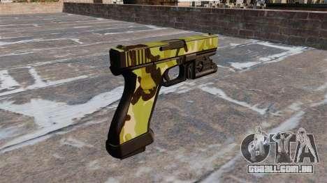 Pistola Glock De 20 De Floresta para GTA 4 segundo screenshot