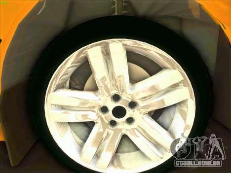 Toyota Carib para GTA San Andreas vista direita