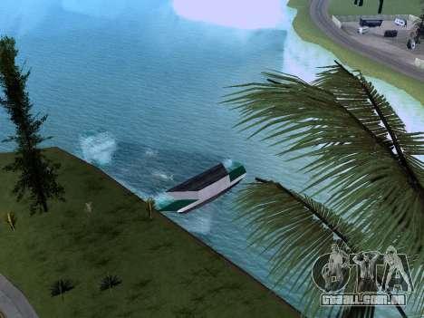 Naufrágio Final v2.0 para GTA San Andreas