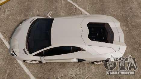 Lamborghini Aventador LP700-4 2012 [EPM] v1.1 para GTA 4 vista direita