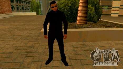 A nova textura Wuzimu para GTA San Andreas